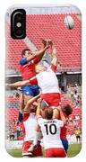 Pamam Games Men's Rugby 7's IPhone Case