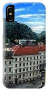 Pamramic Of Salzburg  IPhone Case