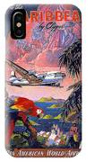 Pan American   IPhone Case