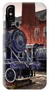 Panama Railroad Locomotive 299 IPhone Case