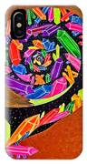 Pangea Spiral IPhone Case