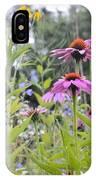 Panoramic Bouquet IPhone Case
