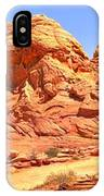 Panoramic Coyote Buttes Landscape IPhone Case