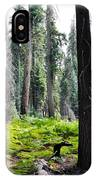 Panoramic Forest IPhone Case