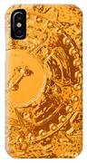 Panther Wheels Embossed IPhone Case
