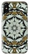 Panthera Tigris Kaleidoscope IPhone Case