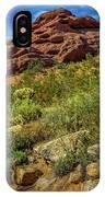 Papago Mountain IPhone Case