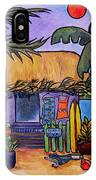 Papaya IPhone Case