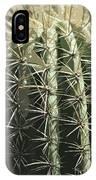 Paper Cactus IPhone Case