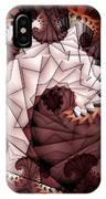 Paper Spiral IPhone Case