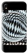 Paper Straw Patterns IPhone Case