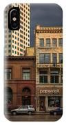 Paperdoll IPhone Case