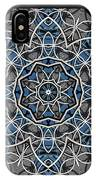 Papilloz - Mandala IPhone Case