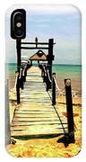Paradise Beach IPhone Case