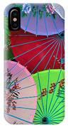 Parasols IPhone Case