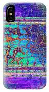Parched - Abstract Art IPhone Case