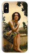 Pareu From The South Seas IPhone Case