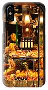 Paris Grocery Store IPhone Case