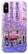 Paris Intersection IPhone Case