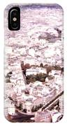 Paris Panorama 1955  IPhone Case