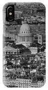 Paris Pantheon IPhone Case
