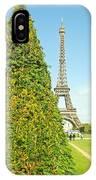 Paris Towers IPhone Case