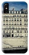 Parisian Building IPhone Case