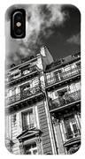 Parisian Buildings IPhone Case