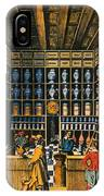 Parisian Pharmacy, 1624 IPhone Case