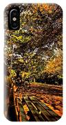 Park Side  IPhone Case