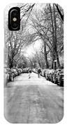 Park Slope Street Light IPhone Case