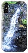 Parker Creek Falls IPhone Case