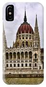 Parliment - Budapest IPhone Case