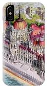 Parliment Of Hungary IPhone X Case