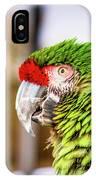 Parrot 2 IPhone Case