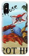 Parrot Heads IPhone Case