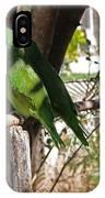 Parrots. IPhone Case