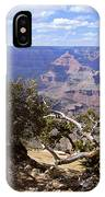 Partly Cloudy - Grand Canyon IPhone Case