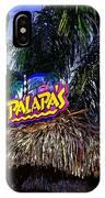 Party At Palapas IPhone Case