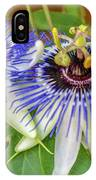 Passion Flower Power IPhone Case