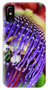 Passion Flower Ver. 11 IPhone Case