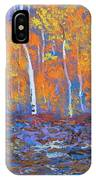 Passions Of Fall IPhone Case