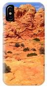 Pastel Petrified Sand Dunes IPhone Case