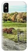 Pastoral Scene IPhone Case