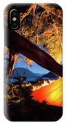 Patagonia Landscape Camping IPhone Case