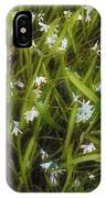 Patch Of Spring IPhone Case