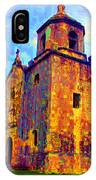 Patchwork Of Goliad IPhone Case