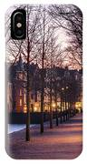 Path By A Pond - The Hague IPhone Case