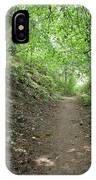 Path By The River IPhone Case
