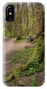 Path In Judy Woods IPhone Case